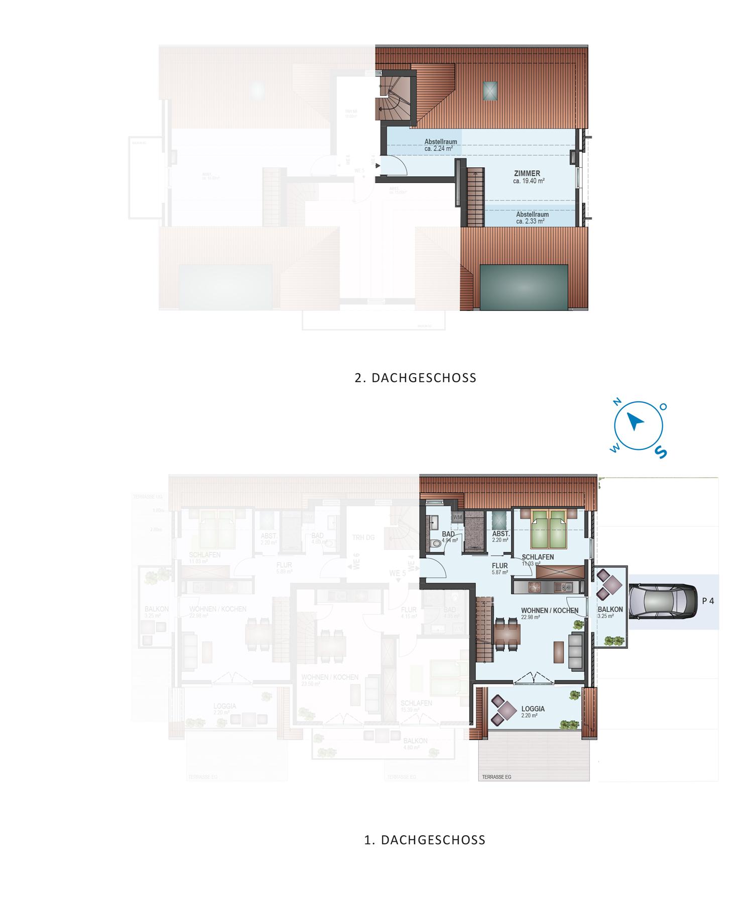 Scholtz Immobilien Grömitz Oldenburger Str - Wohneinheit 4