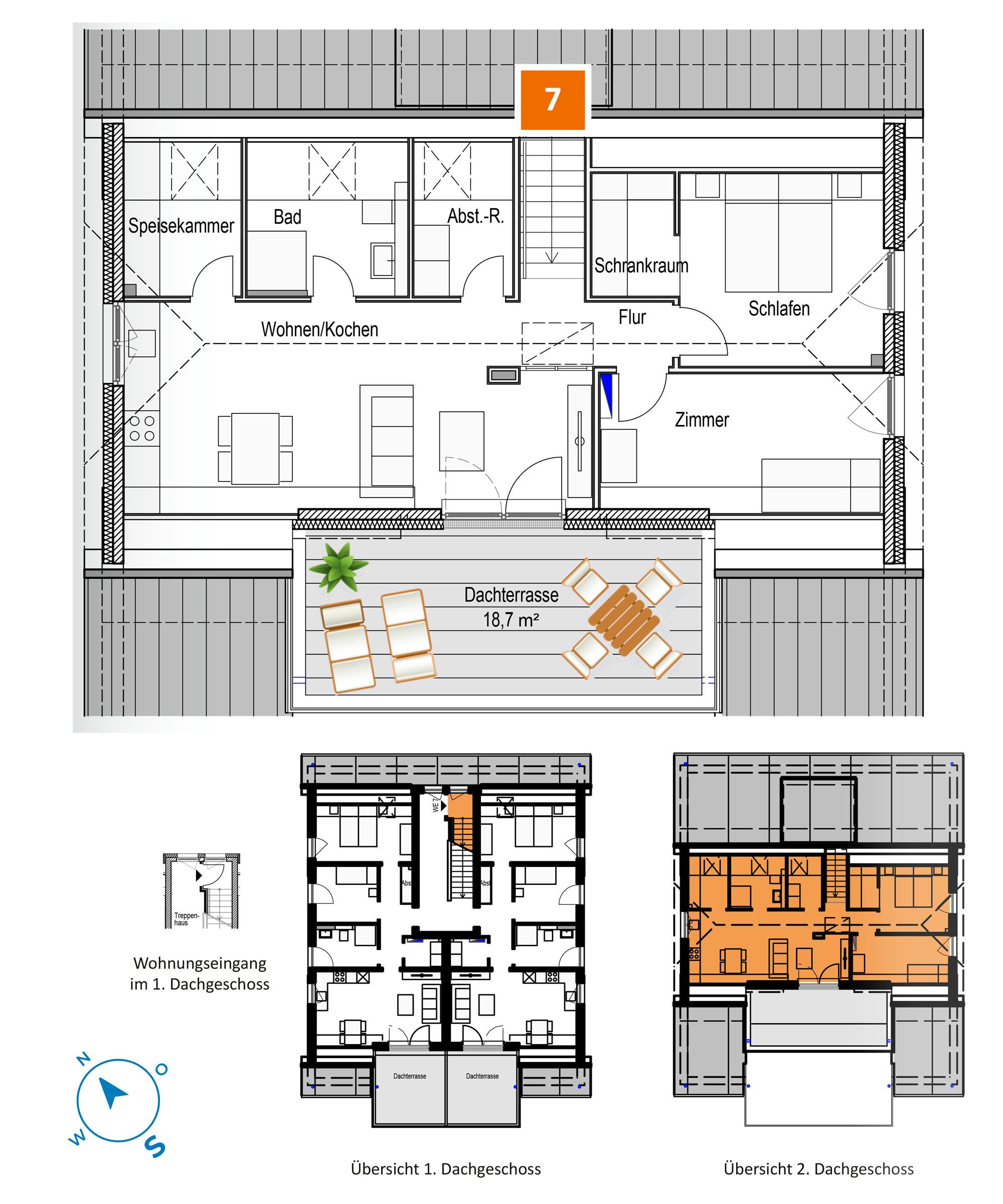 Scholtz Immobilien Grömitz Brookgang 46 - Wohnung 7